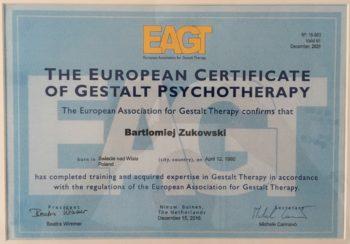 Europejski Certyfikat Psychoterapii Gestalt